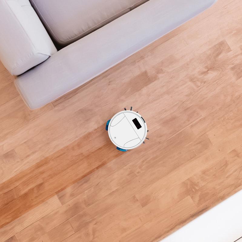 Smart Robot Vacuum Cleaner Maya